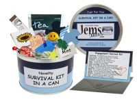 Engagement (For Him) Survival Kit In A Can